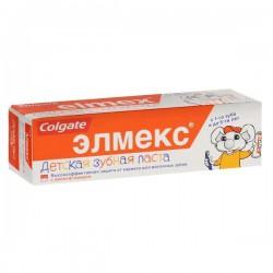 Зубная паста, Элмекс Детская до 6 лет 50 мл